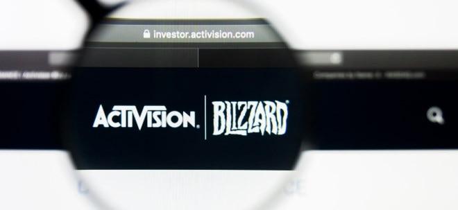 Faire Arbeitsbedingungen: Activision Blizzard gelobt Besserung nach Diskriminierungsvorwürfen - Activision-Aktie deutlich stärker | Nachricht | finanzen.net