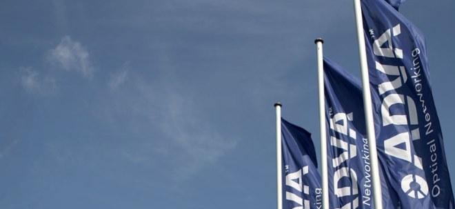 Rückkehr zu schwarzen Zahlen: ADVA Optical macht zum Jahresauftakt Gewinn - Aktie bricht dennoch ein | Nachricht | finanzen.net