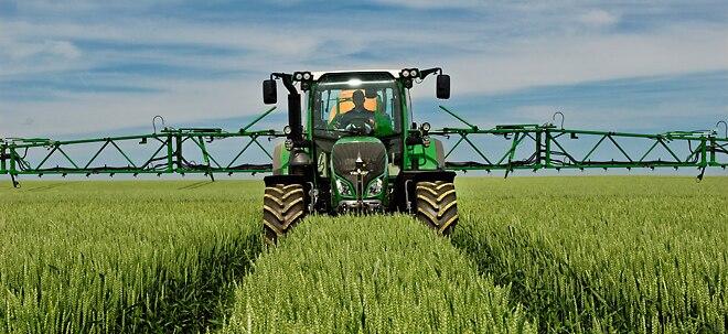 Reiche Ernte: Das Geld liegt auf dem Acker: Diese Agrar-Titel profitieren | Nachricht | finanzen.net