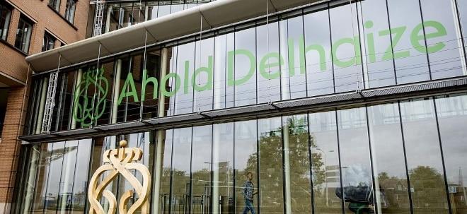 Synergien zahlen sich aus: Ahold Delhaize-Aktie leichter: Nachlassende Preisschlachten helfen Ahold Delhaize | Nachricht | finanzen.net