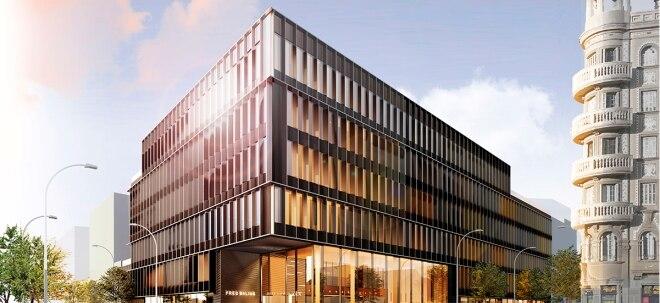 Werbung: PATRIZIA kauft Büro-Projektentwicklung für 72 Mio. Euro in Barcelona   Nachricht   finanzen.net