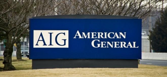 Milliarden-Deal: Validus-Aktie schießt über 40 Prozent hoch: AIG will Validus Holdings für 5,56 Milliarden US-Dollar kaufen | Nachricht | finanzen.net