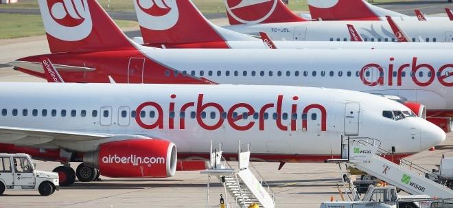Hoher Schuldenstand: Lufthansa-Chef sieht mögliche Übernahme von Air Berlin skeptisch | Nachricht | finanzen.net