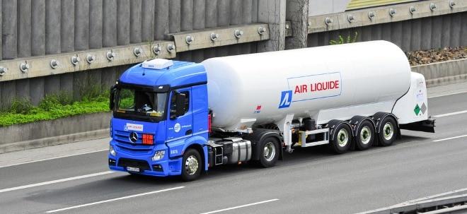 Großorder: Air Liquide-Aktie zieht an: Auftrag für Biomethan-Tankstellen von Asda | Nachricht | finanzen.net