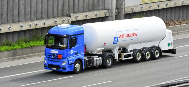Verbesserung zum Vorquartal: Air Liquide verbucht Umsatzrückgang - Anleger greifen dennoch zu | Nachricht | finanzen.net