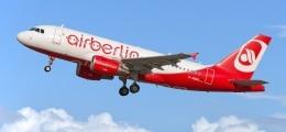 FLYGBOLAG: Air Berlin väljer ut två flygbolag som budgivare