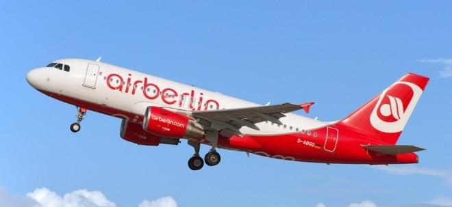 Etihad hilft: Air Berlin: Trotz hoher Schuldenlast weiter zahlungsfähig | Nachricht | finanzen.net