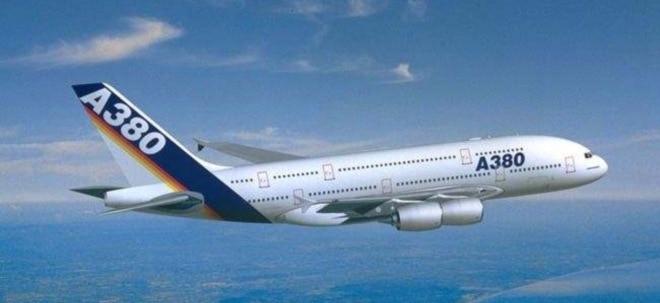 Über 100 Bestellungen: Airbus liefert im August weniger Flugzeuge aus - Airbus-Aktie legt zu   Nachricht   finanzen.net