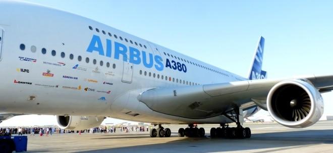 Euro am Sonntag-Aktien-Check: Airbus-Aktie: Wieder im Aufwind | Nachricht | finanzen.net