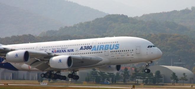 Militärische Partnerschaft: Airbus und Deutschland unterbreiten Schweiz Eurofighter-Angebot - Airbus-Aktie tiefer | Nachricht | finanzen.net