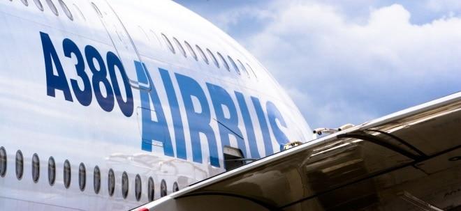 Milliarden-Bestellung: Air China kauft 20 Airbus A350-900 | Nachricht | finanzen.net