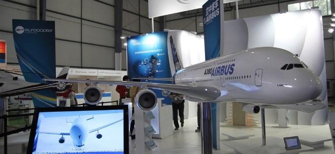Rechtsstreitigkeiten: Strafzahlungen von bis zu 184 Millionen Euro für Airbus möglich | Nachricht | finanzen.net