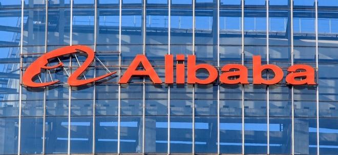 Auflagen: Alibaba-Aktie steigt dennoch: US-Kongress erhöht Druck auf chinesische Firmen an US-Börsen | Nachricht | finanzen.net