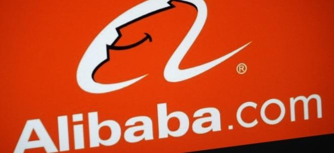 Umsatz gestiegen: Alibaba-Aktie tiefer: Alibaba wächst weiter kräftig dank Cloud und Singles' Day | Nachricht | finanzen.net