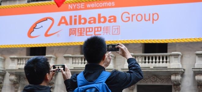 Alibaba verschiebt womöglich die geplante Börsennotierung in Hongkong