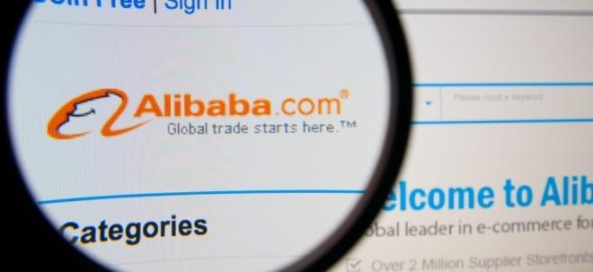 Euro am Sonntag-Aktien-Check: Alibaba-Aktie: Bei dieser Aktie greifen Anleger zu!