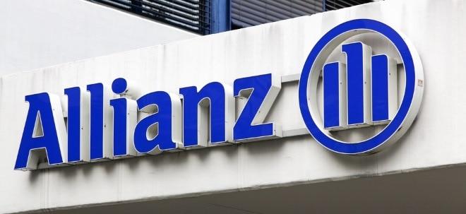 Niedrigzinsen: Allianz-Aktie fester: Konzernchef warnt vor Pleiten von Lebensversicherern | Nachricht | finanzen.net