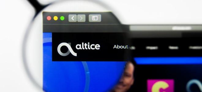 Angebot nach oben geschraubt: Altice blitzt mit erhöhtem Angebot für Cogeco ab - Aktien schwächer | Nachricht | finanzen.net