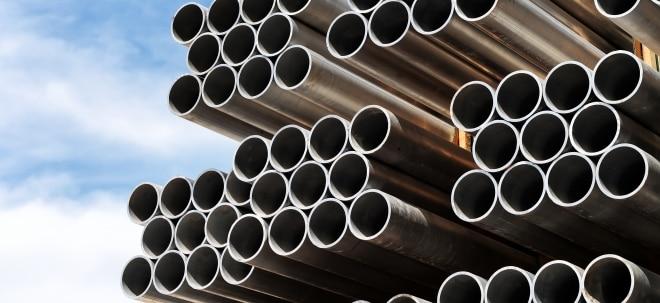 Kräftiger Aufschlag: US-Sanktionen lassen Aluminiumpreis um 13 Prozent steigen | Nachricht | finanzen.net