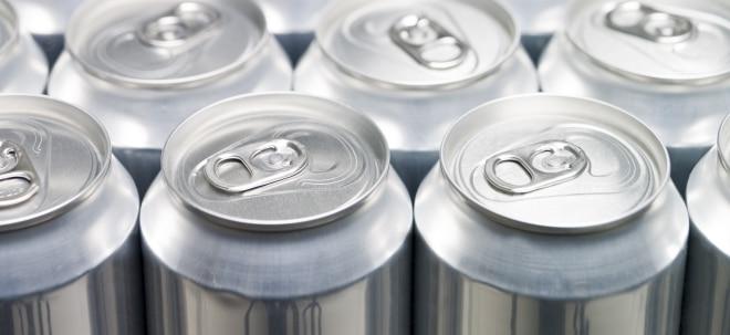 Starker Anstieg in 2017: Aluminium-Preis im Höhenflug - China stoppt illegale Produktion | Nachricht | finanzen.net