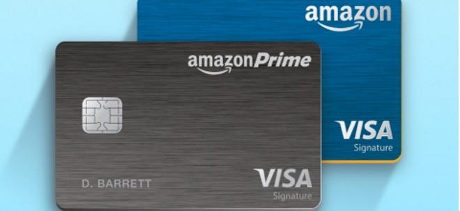 Mit ganz besonderen Features: Neue Amazon-Visa-Karte: Diese