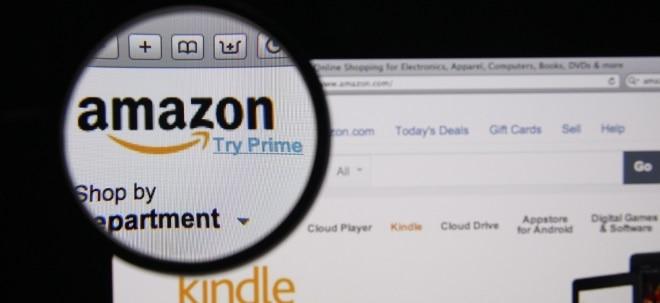 Euro am Sonntag: Amazon & Co: Warum an den Aktien kein Weg vorbei führt | Nachricht | finanzen.net
