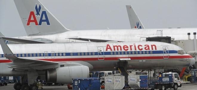 Personaleinschnitte: American Airlines beurlaubt 19.000 Mitarbeiter - Auch United Airlines mit Zwangsbeurlaubungen - Aktien höher | Nachricht | finanzen.net