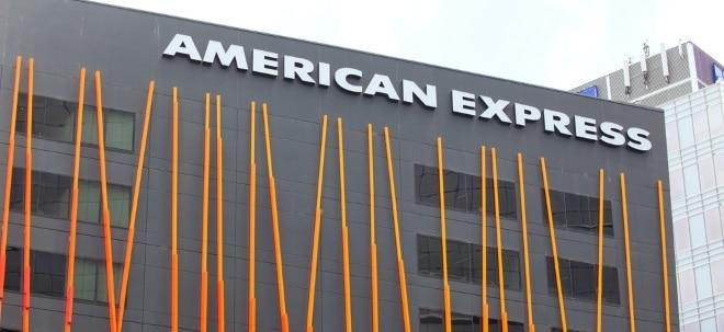 Kräftige Steigerung: American Express-Aktie trotz Gewinnsprung unter Druck | Nachricht | finanzen.net