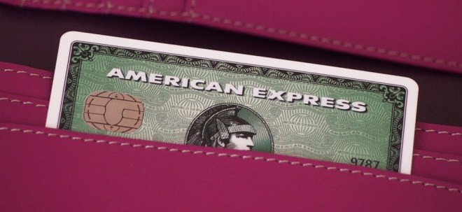 Quartalszahlen am Donnerstag: American Express: Geht die Party weiter? | Nachricht | finanzen.net
