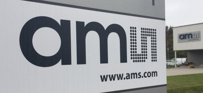 Überraschende Entscheidung: ams-Aktie bricht ein: ams setzt Dividendenzahlung aus | Nachricht | finanzen.net