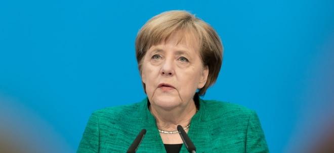 Bundeskanzlerin: Nach 16 Jahren Amtszeit: So viel Rente bekommt Angela Merkel | Nachricht | finanzen.net