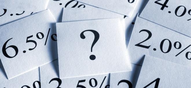 Magerzinsen, nein danke: Zinsen für Sparer: Die Null muss nicht stehen | Nachricht | finanzen.net