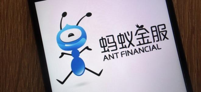Rekord-Börsengang voraus: Alibaba-Ableger Ant Financial will bei IPO wohl 35 Milliarden Dollar erlösen - Alibaba-Aktie fester | Nachricht | finanzen.net