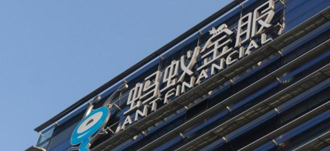 Machtkampf: Peking will Alibaba-Finanzsparte Ant Group wohl zur Datenherausgabe zwingen | Nachricht | finanzen.net