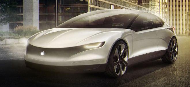 Pläne offiziell: Apple darf selbstfahrende Autos in Kalifornien ...