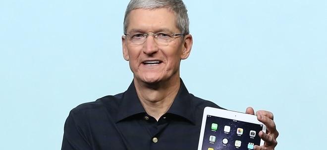Speicherpreis erhöht: Nach Keynote: Apple macht das iPad Pro teurer | Nachricht | finanzen.net