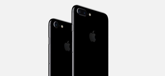 Große Nachfrage: Apple-Aktie klar im Plus:  Neues  iPhone 7 Plus weltweit ausverkauft | Nachricht | finanzen.net