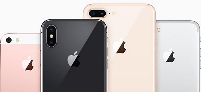 Auf Marktkonsens-Niveau: Ming-Chi Kuo: Apples iPhone-Risiken minimieren sich | Nachricht | finanzen.net