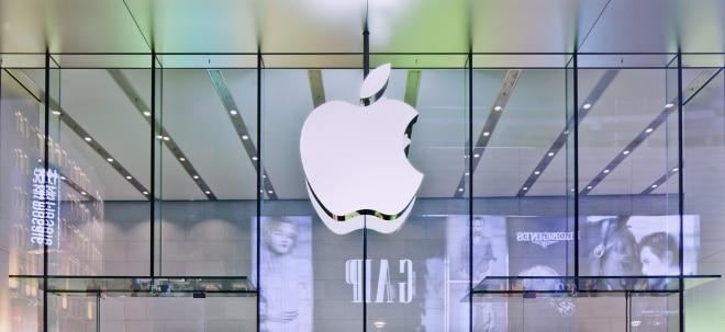 Kein Zusatzschub?: Apple-Rally in Gefahr? Mark Hulbert sieht Aktiensplit nicht als Katalysator für die Apple-Aktie | Nachricht | finanzen.net