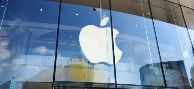Zick-Zack-Kurs: Was ist eigentlich mit der Apple-Aktie los? | Nachricht | finanzen.net