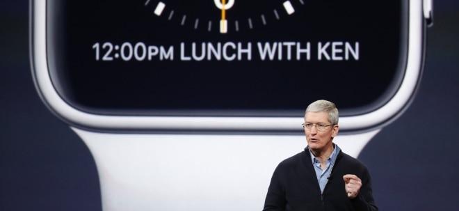 Ausverkauft: Neue Apple Watch entwickelt sich zum Kassenschlager   Nachricht   finanzen.net