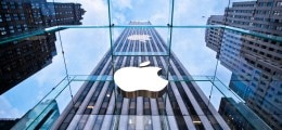 Trotz starker Zahlen: Verkehrte Börsenwelt - Apple enttäuscht mit Rekordergebnis | Nachricht | finanzen.net
