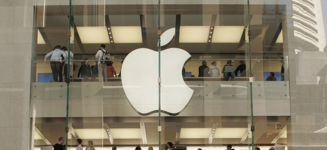 Patriotische Töne: Apple muss wegen US-Steuerreform 38 Milliarden Dollar zahlen | Nachricht | finanzen.net
