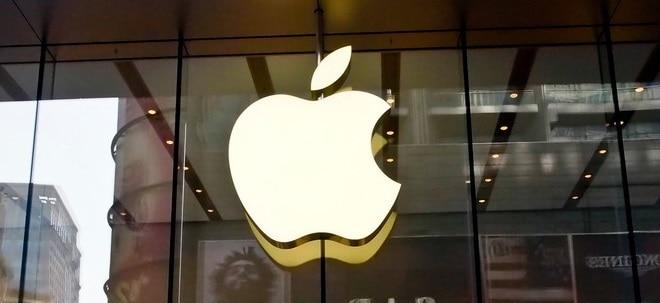 Marktführer: Apple schlägt Google & Co. in einem Bereich der mit dem Hardwaregeschäft nichts zu tun hat | Nachricht | finanzen.net