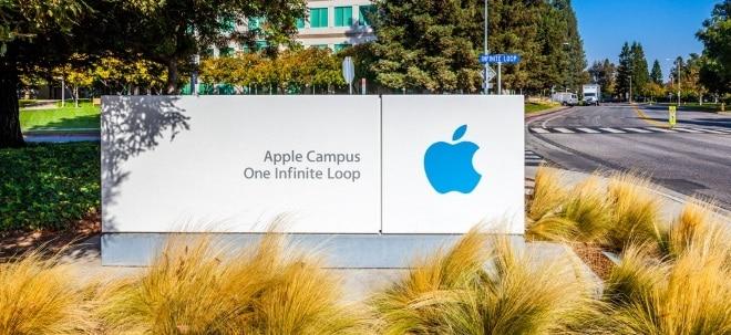 FBI-Ermittlungen: Diebstahl von Geschäftsgeheimnissen: Rund 5.000 Apple-Mitarbeiter in Autoprojekt eingebunden | Nachricht | finanzen.net