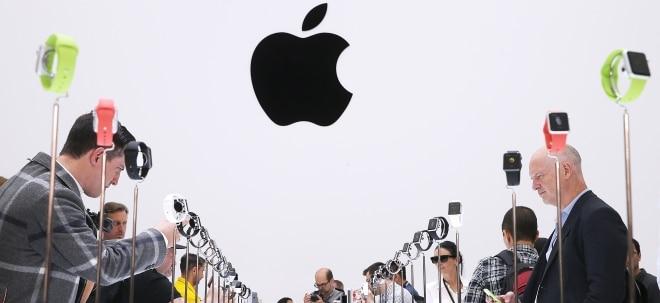 Hoffnung ruht auf iPhone 8: Apple-Aktie: Das ist Apples größtes Sorgenkind | Nachricht | finanzen.net