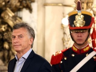 : Argentina's GDP craters in the 2nd quarter as an economic crisis grips the country