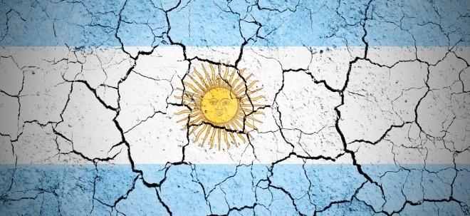 Riskante Wette: Argentinien kurz vor der Pleite: Warum Experten trotzdem Argentinien-Bonds kaufen | Nachricht | finanzen.net