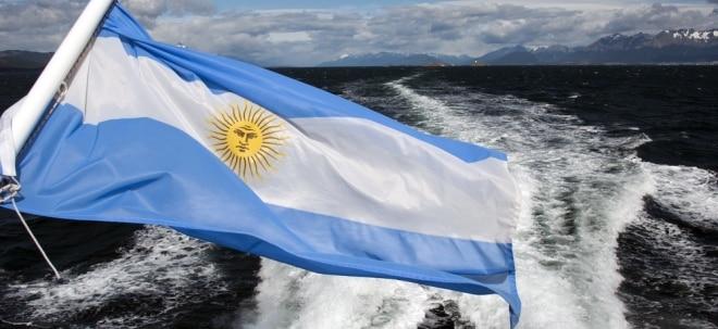 Aus persönlichen Gründen: Mitten in der Krise: Argentinischer Notenbankchef tritt zurück - Peso rauscht nach unten | Nachricht | finanzen.net
