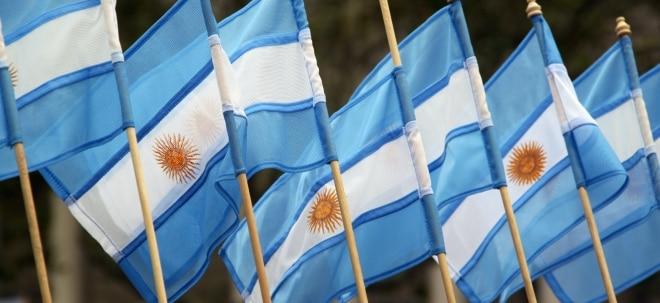 Land in der Krise: Argentinien verlängert Frist zur Annahme von Umschuldungsangebot   Nachricht   finanzen.net